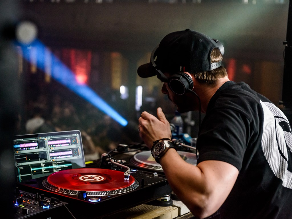 In Review: Andy C at Albert Hall, Manchester