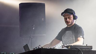 Westfest announce Andy C as headlining act