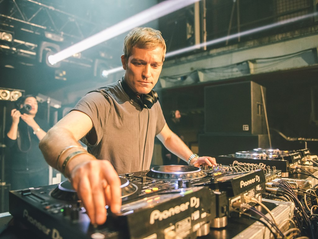 In Review: Ben Klock Presents PHOTON at Printworks, London