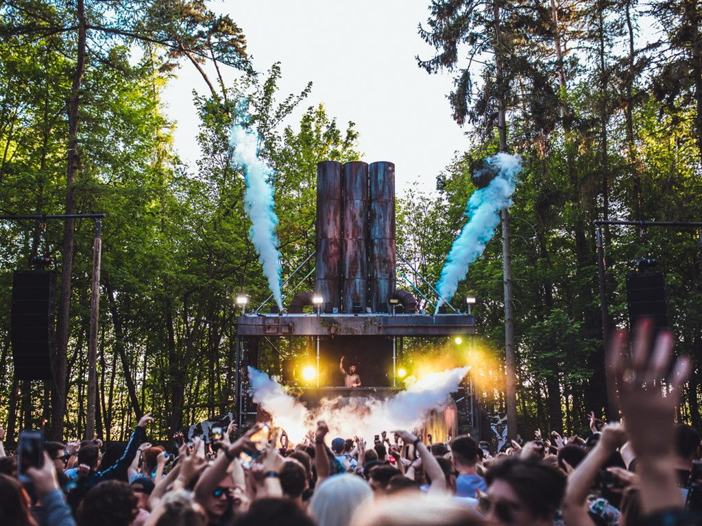 Forbidden Forest 2019