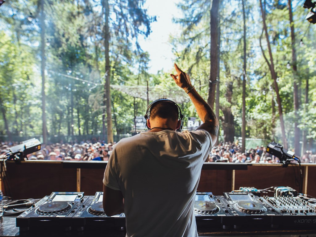 Forbidden Forest reveals new location and first wave of artists for 2019