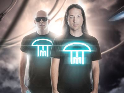 IllumiNaughty reveal Infected Mushroom headline show