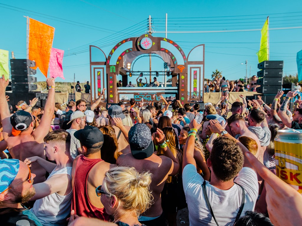 Lost & Found Festival reveal Beach Party lineup with Annie Mac, Honey Dijon and more