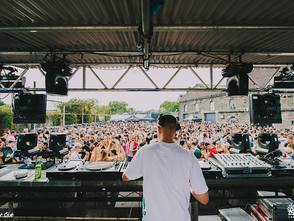 YARD: Open Air Club returns for 2020 for expanded two days