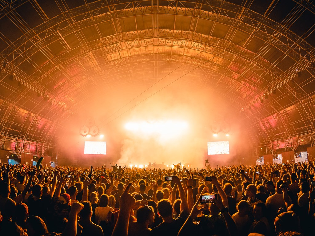 In Review: Above & Beyond at Steel Yard, London