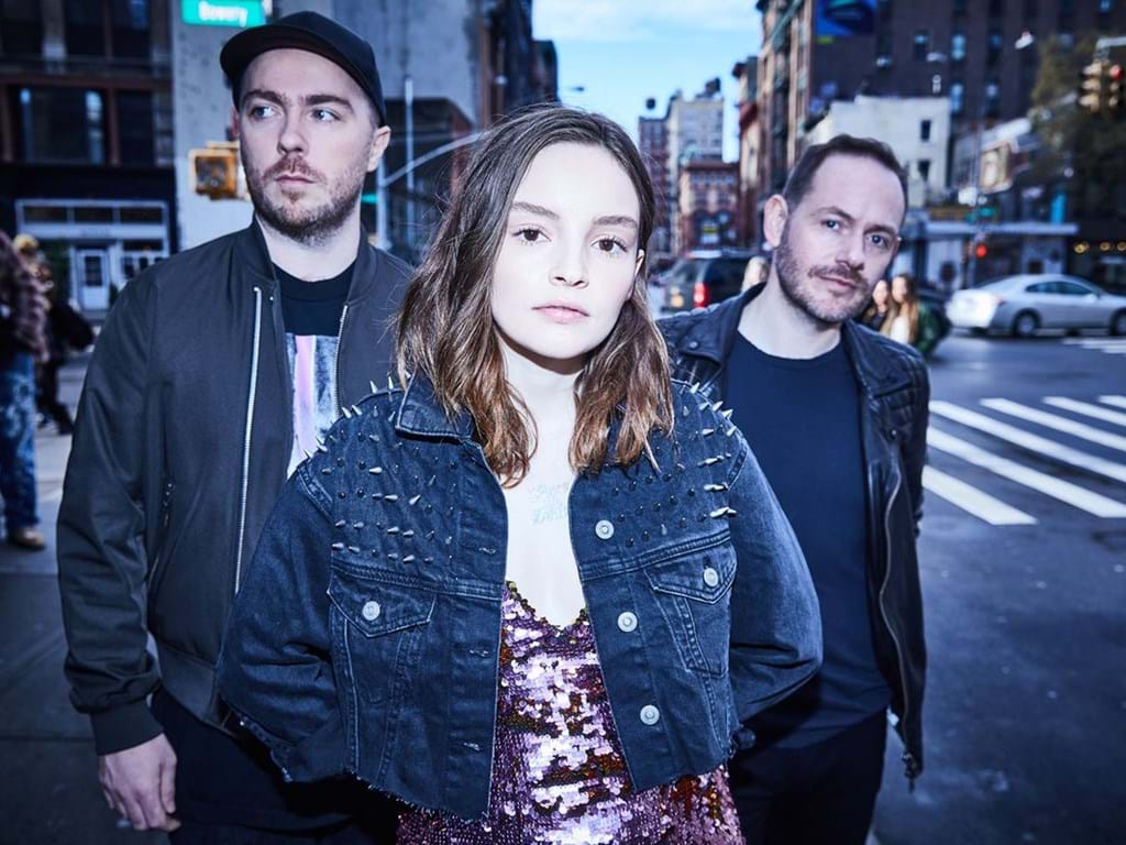 Album Of The Week: Chvrches - Love Is Dead