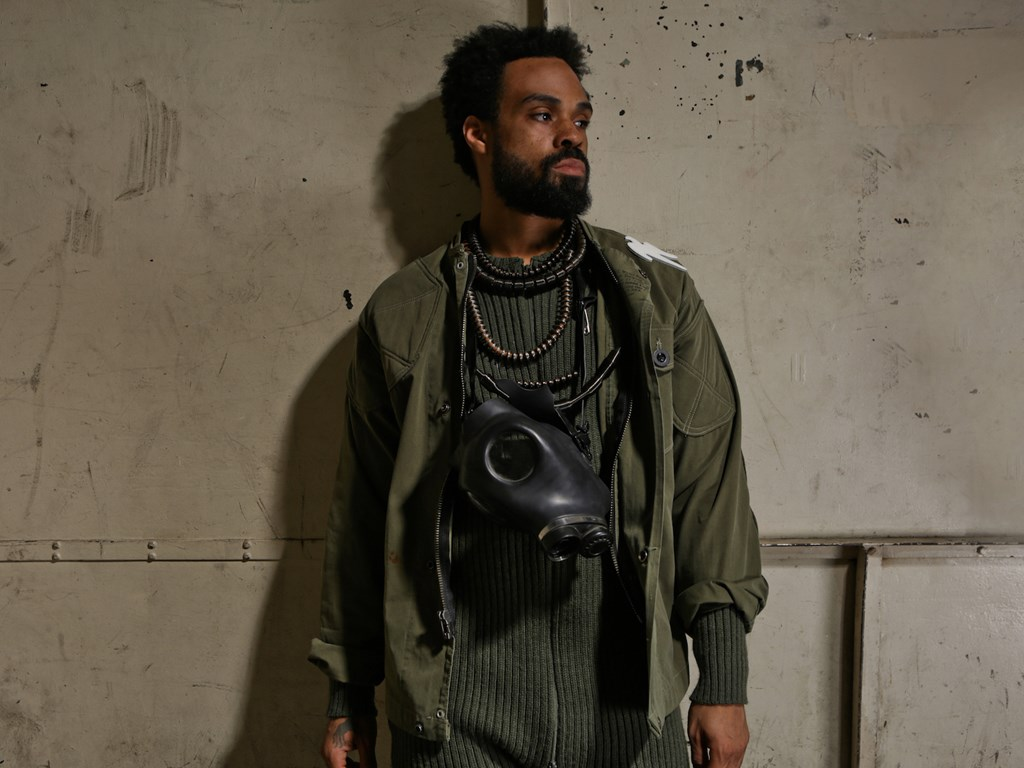 Bilal confirms headline show at XOYO