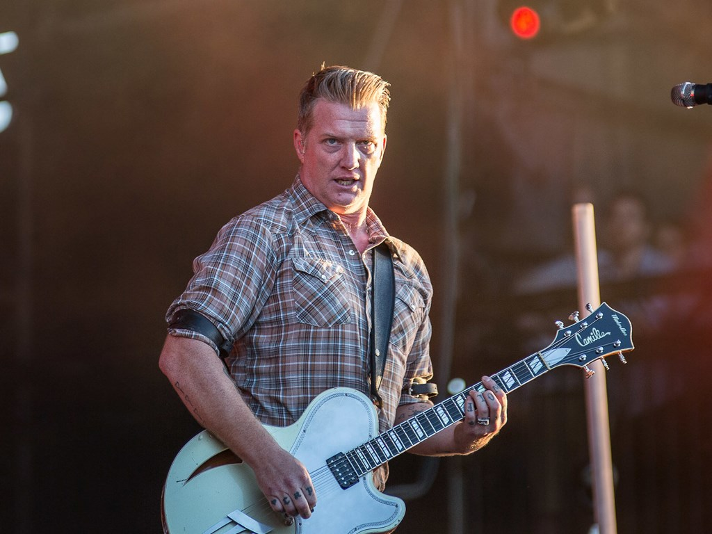 In Review: Queens Of The Stone Age & Friends at Finsbury Park, London