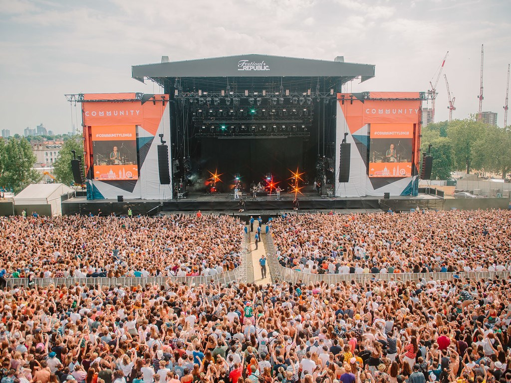 Community Festival add Don Broco, The Hunna, Blaenavon and more to lineup