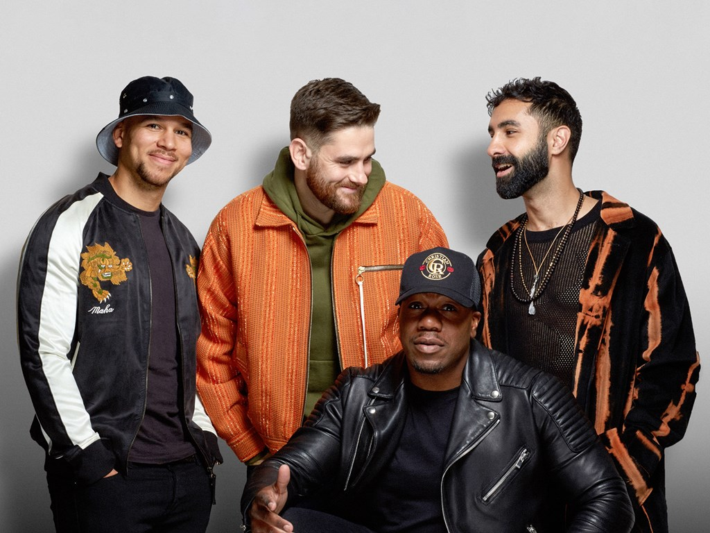 Rudimental reveals headline show at O2 Academy Leeds