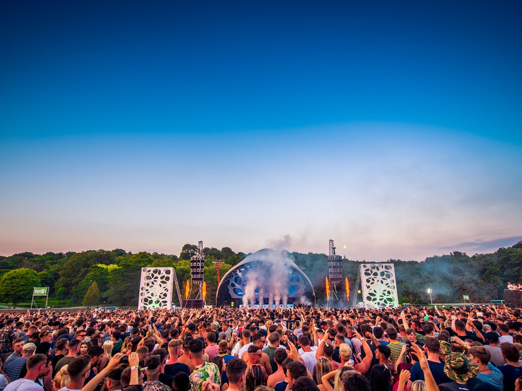 Cocoon In The Park 2019