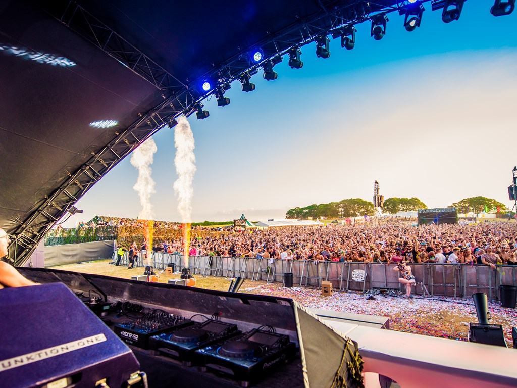 Cocoon In The Park reveal final ever lineup