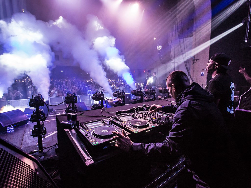 Playaz reveal huge Halloween takeover at O2 Academy Brixton
