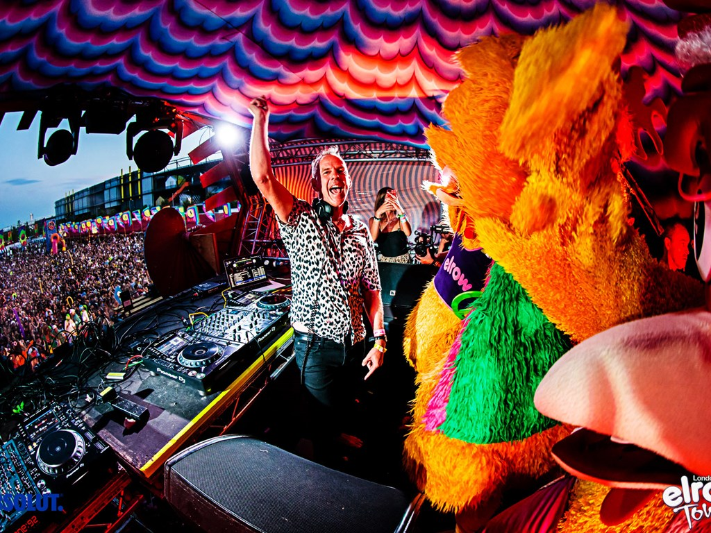 In Review: elrow Town London, Sunday 2018