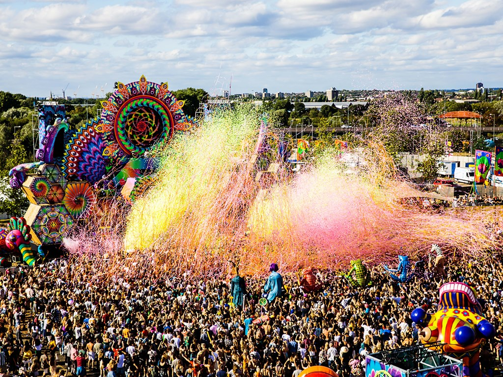 elrow Town London returns for 2020 edition