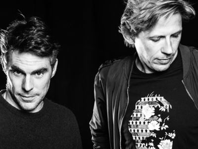Groove Armada to perform live for the first time in five years