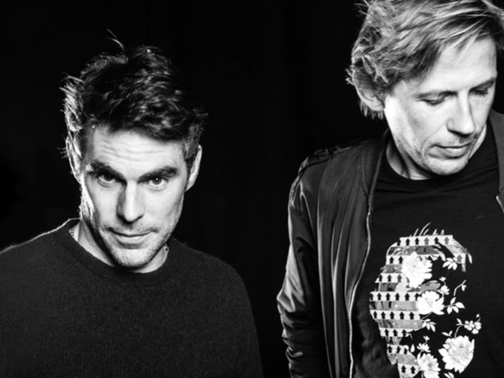 Groove Armada to perform live at In:Motion this November