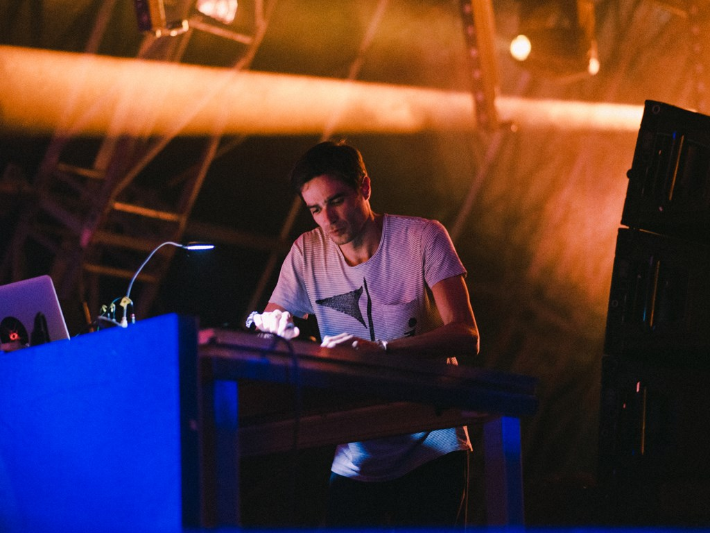 In Review: Jon Hopkins , O2 Academy, Leeds