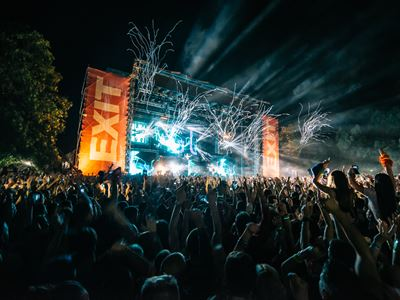 Get a free EXIT Festival ticket in Christmas group deal!
