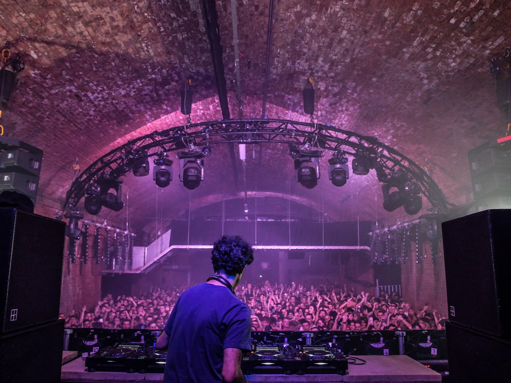 In Review: Four Tet, The Warehouse Project
