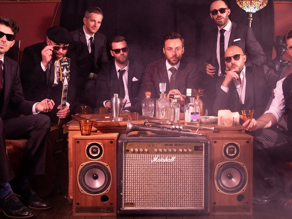 In Conversation: Gentleman's Dub Club