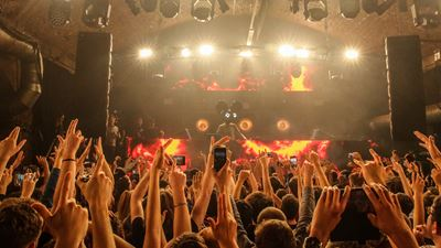 In Review: Deadmau5, The Warehouse Project