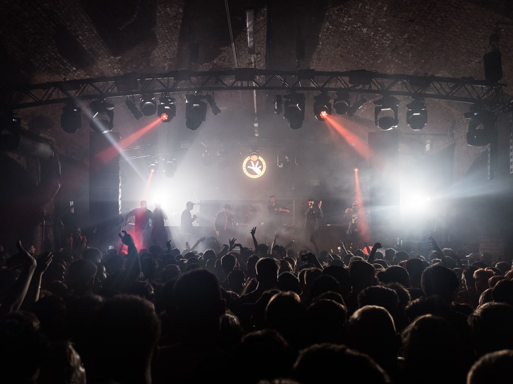 In Review: Kurupt FM, The Warehouse Project