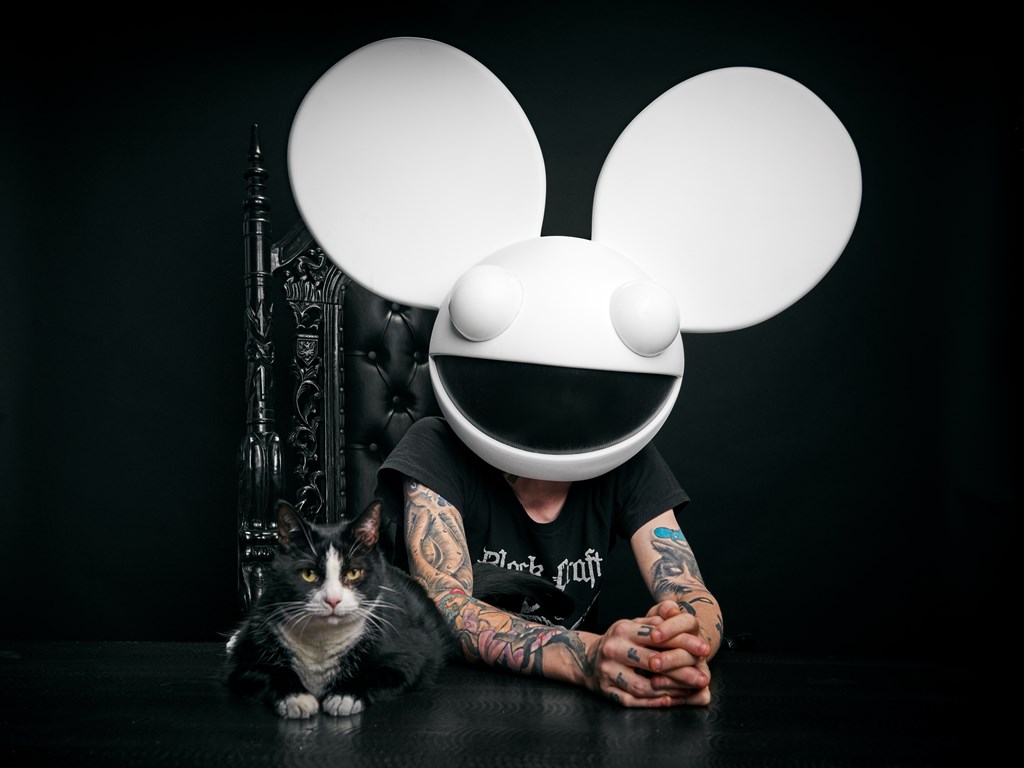 Deadmau5 revealed as Creamfields Festival Friday headliner