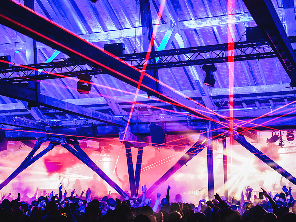 LWE and Relentless join forces to bring Horizon 2020 to London's Tobacco Dock