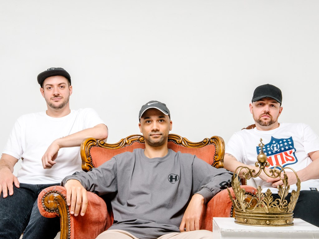 Kings Of The Rollers announce headline show in London