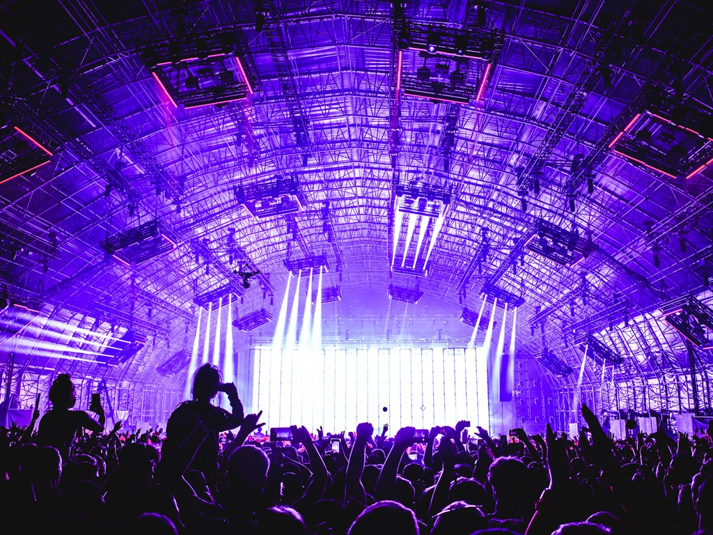 Creamfields Festival reveal Adam Beyer and Cirez D as Sunday's Steel Yard headliner