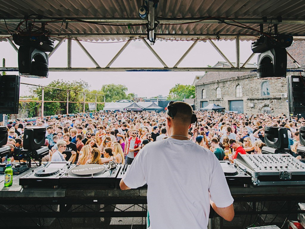 Open Air Club returns with Joseph Capriati, Eats Everything and more