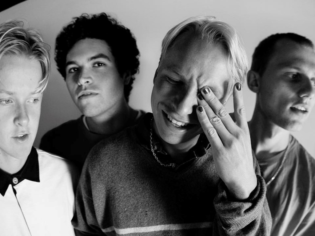 Album Of The Week: SWMRS - Berkeley's On Fire