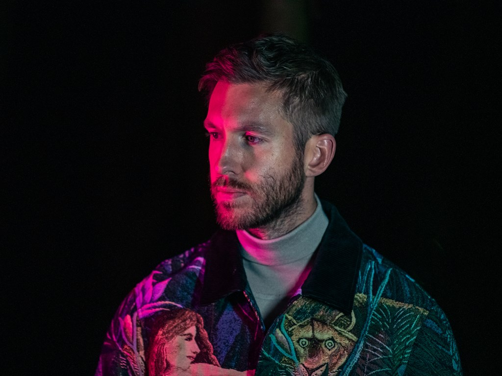 Creamfields Festival announce Calvin Harris as 2019 Arc Stage headliner