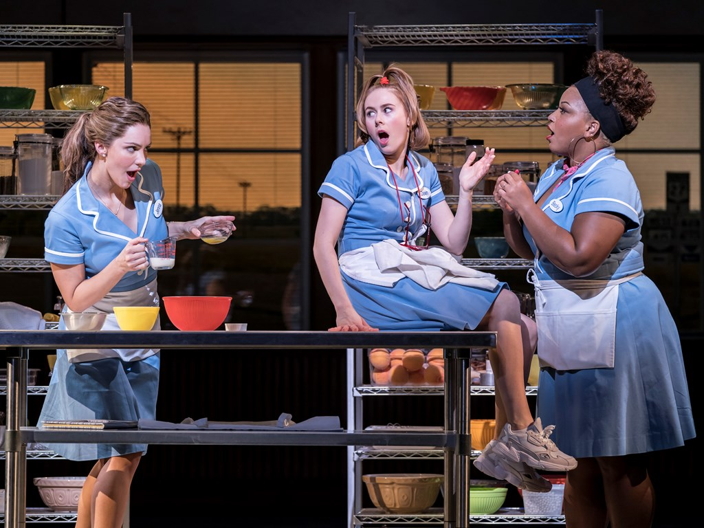 In Review: Waitress, Adelphi Theatre, London