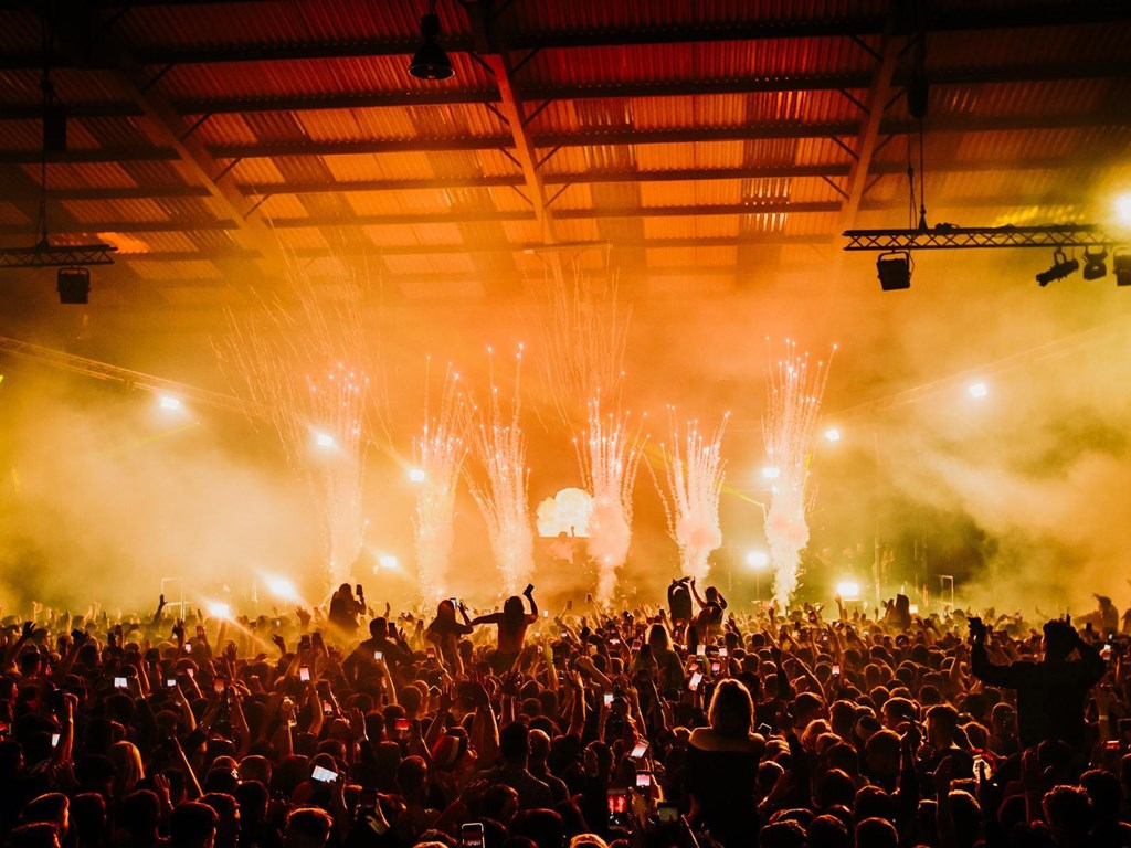 Chase & Status and Camelphat unveiled for next edition of Titan Warehouse