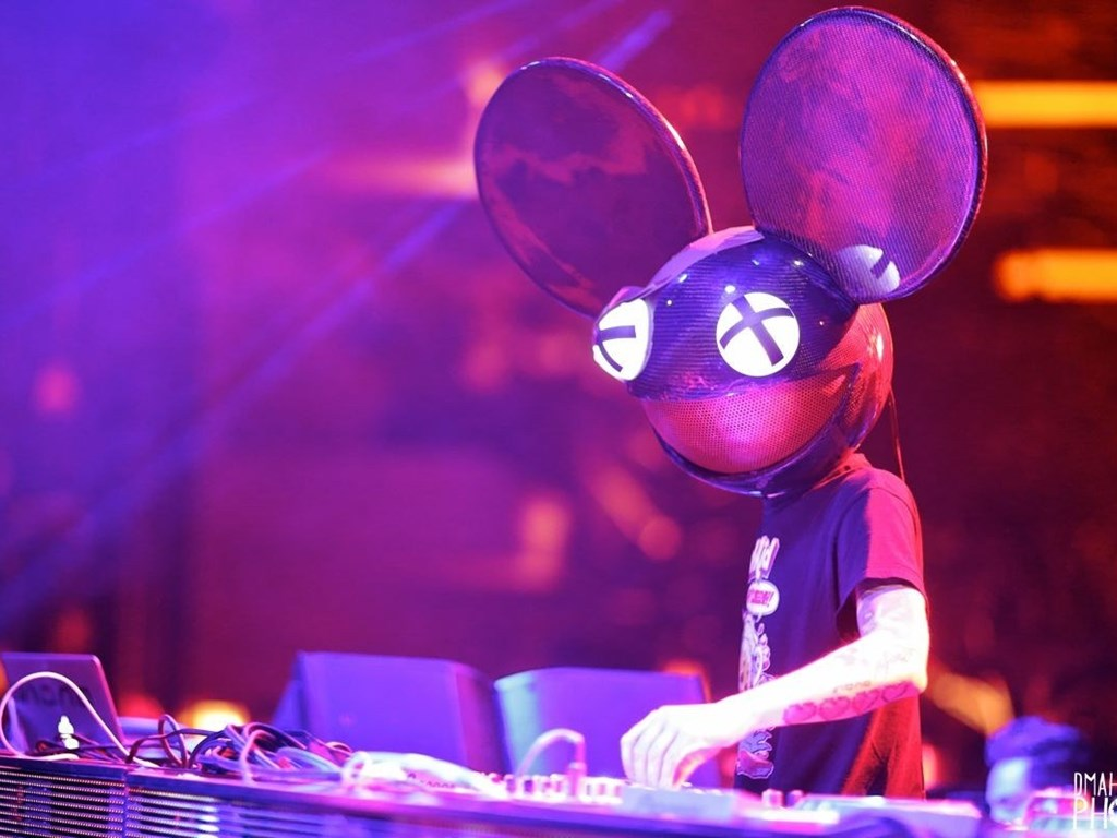 Deadmau5 confirmed to launch The Social Series in Kent
