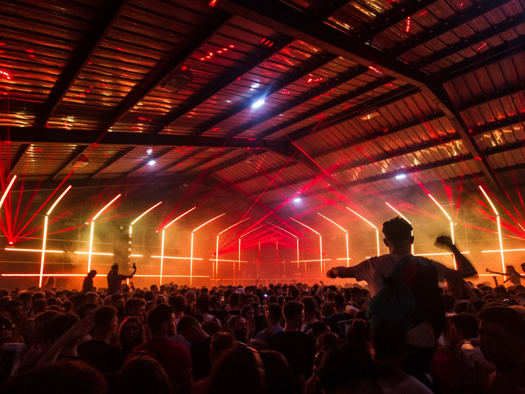 Terminal V announce first phase of acts for Halloween edition