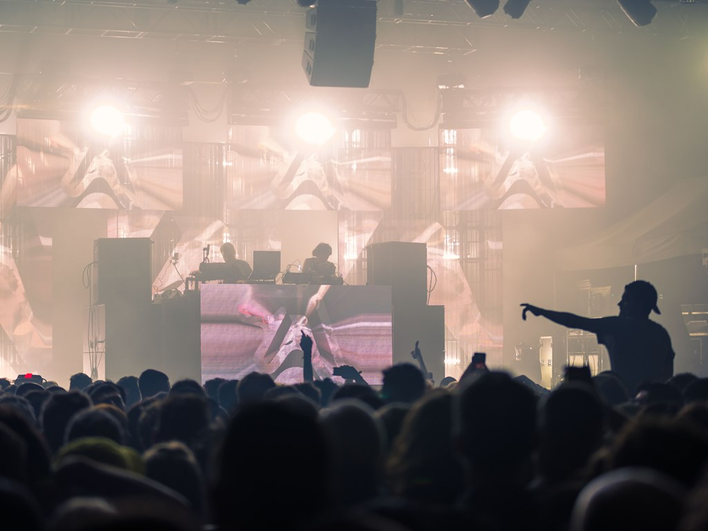 In Review: Aphex Twin Curates, WHP 2019