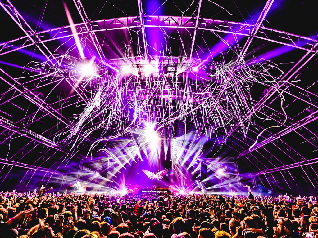 Competition: Win 2 tickets to Tomorrowland presents Garden Of Madness