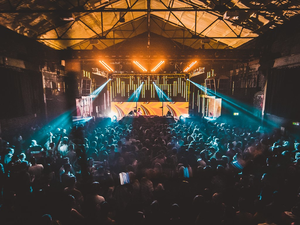 Andy C, Dimension, Darkzy and more to take over Motion and The Marble Factory