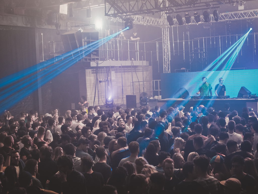 In Review: Dropout Disco & Deep Discs at Motion, Bristol
