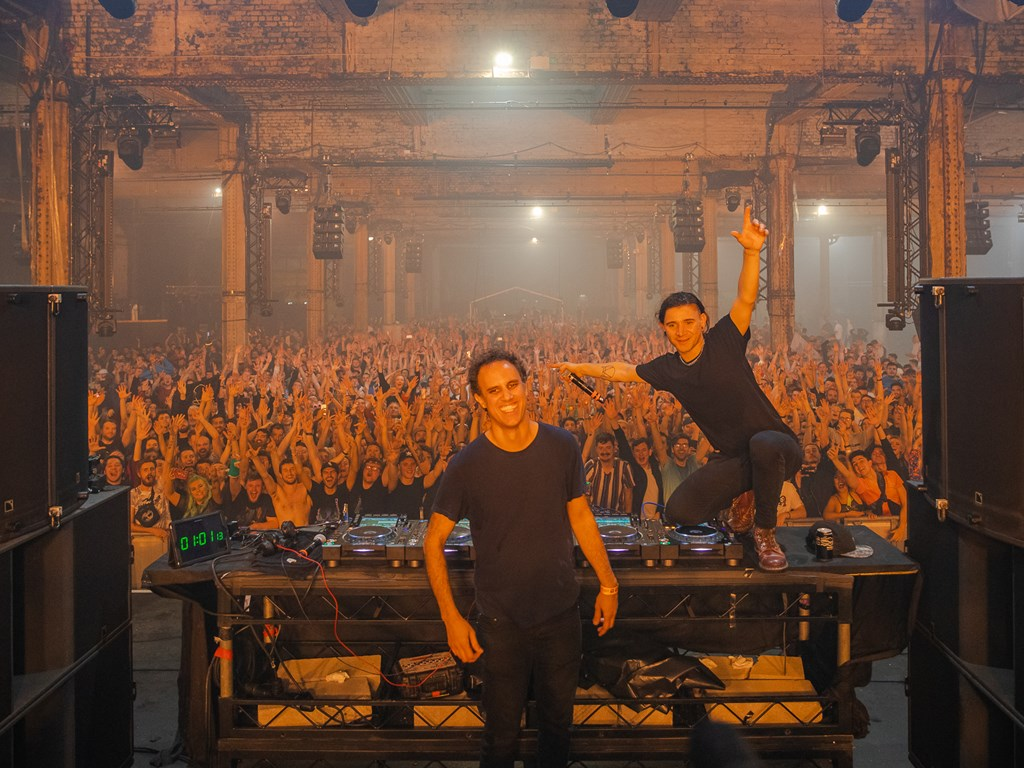In Review: The Warehouse Project, Four Tet Curates