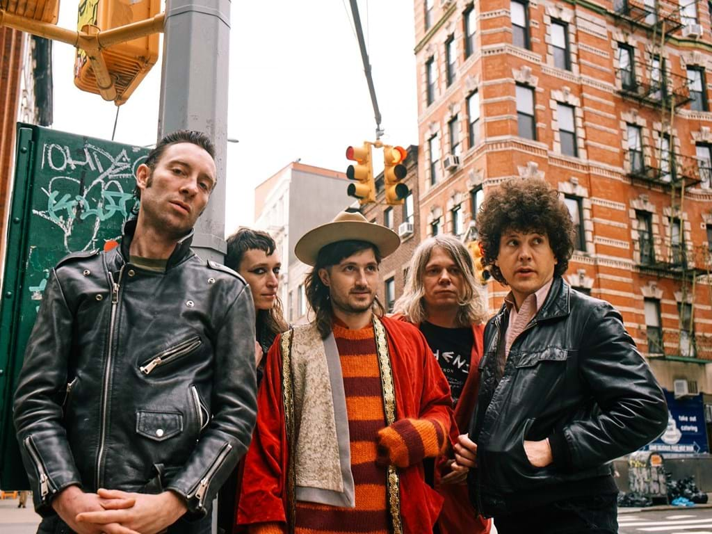 Album Of The Week: Black Lips - Sing In A World That's Falling Apart