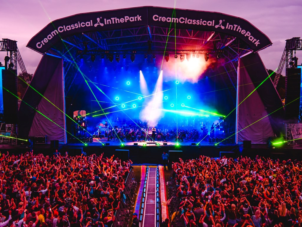 Cream Classical in the Park returns to Liverpool this summer