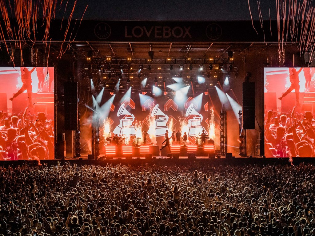 Lovebox 2021