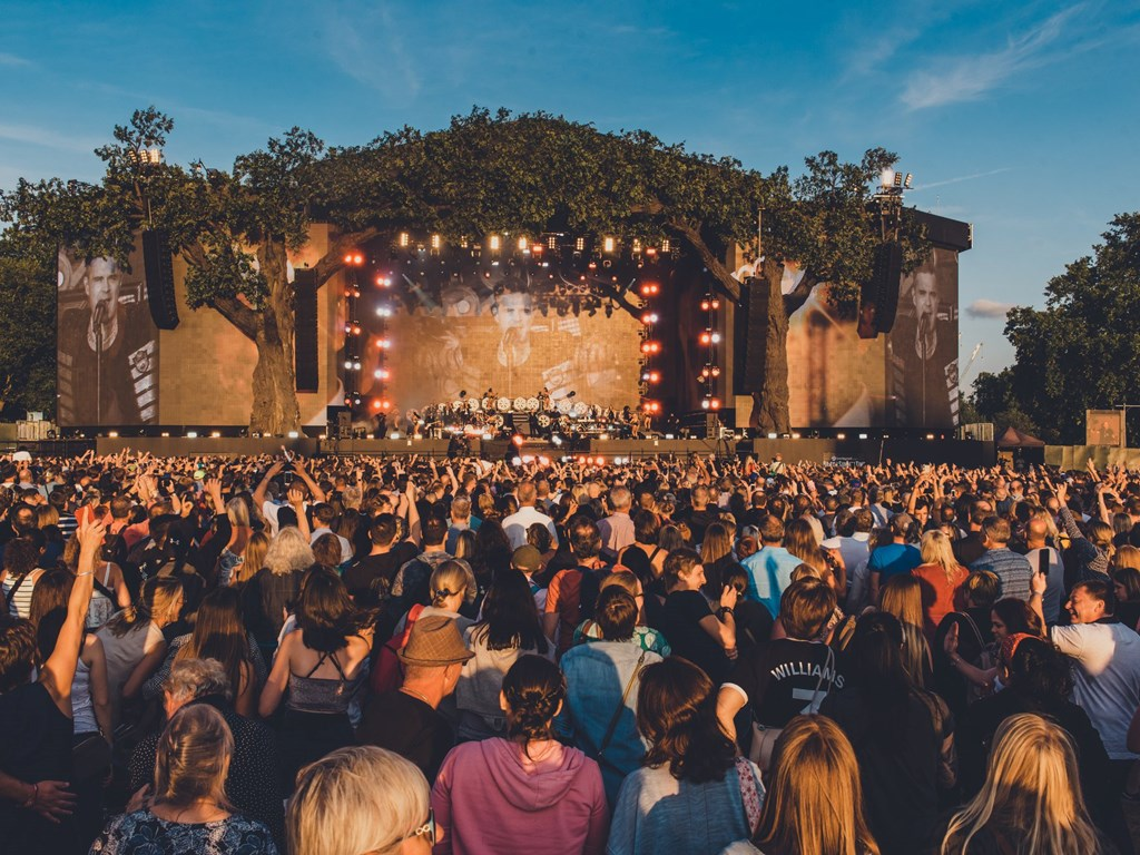 American Express presents BST Hyde Park 2021