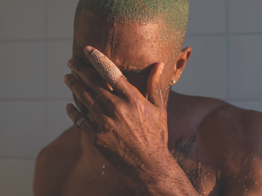 Frank Ocean shares new track with Jay Z and Tyler, the Creator