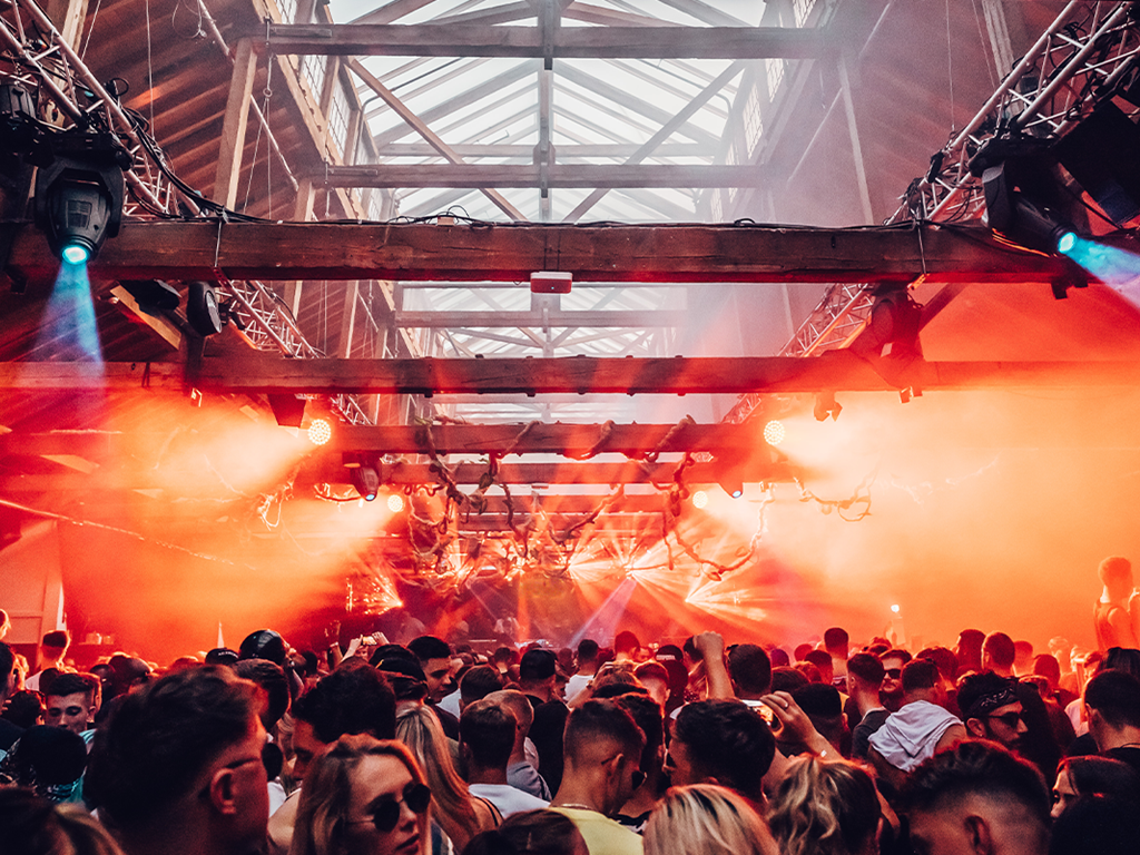 Junction 2 Presents at Tobacco Dock 2021