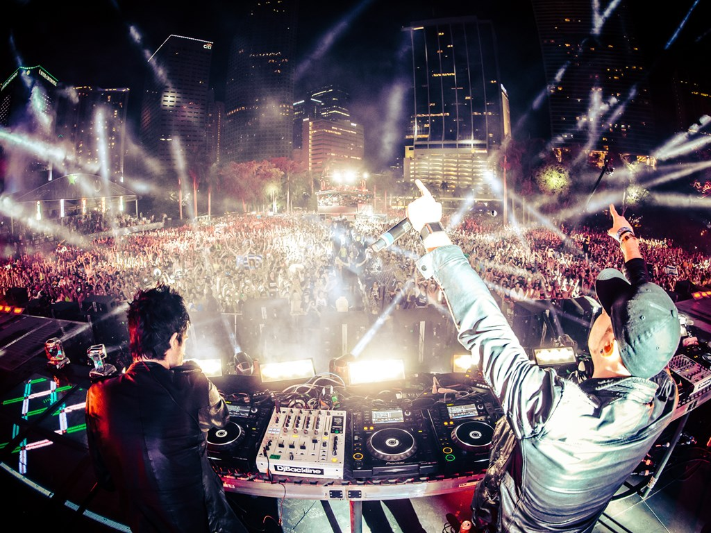 Knife Party join SW4 as Sunday headliners